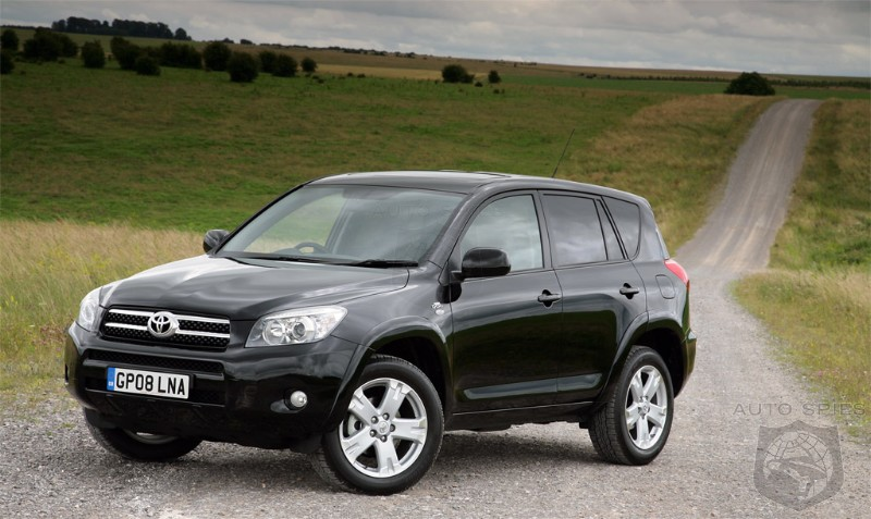 2008 Toyota Rav4 For Sale >> 2008 Toyota Rav4 Sr180 On Sale Uk Autospies Auto News